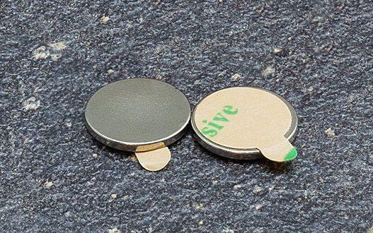 magnesy samoprzylepne 10/1mm