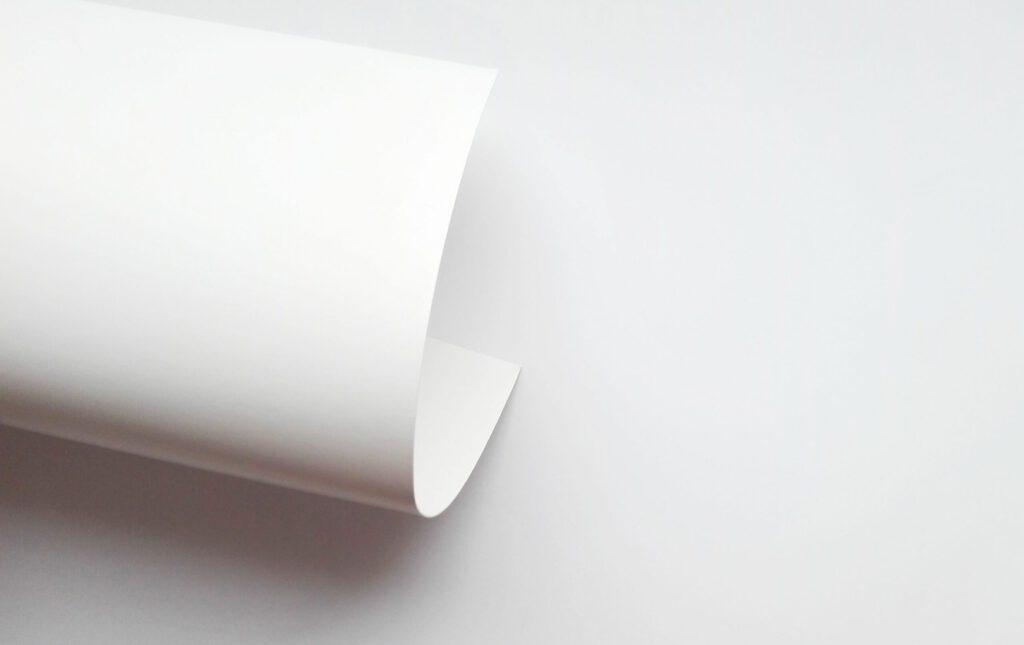 kartony poligraficzne z białym spodem