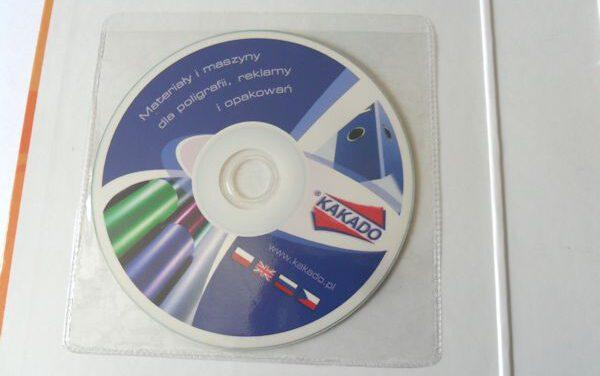 kieszonka na CD