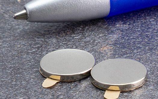magnesy samoprzylepne 10/2mm