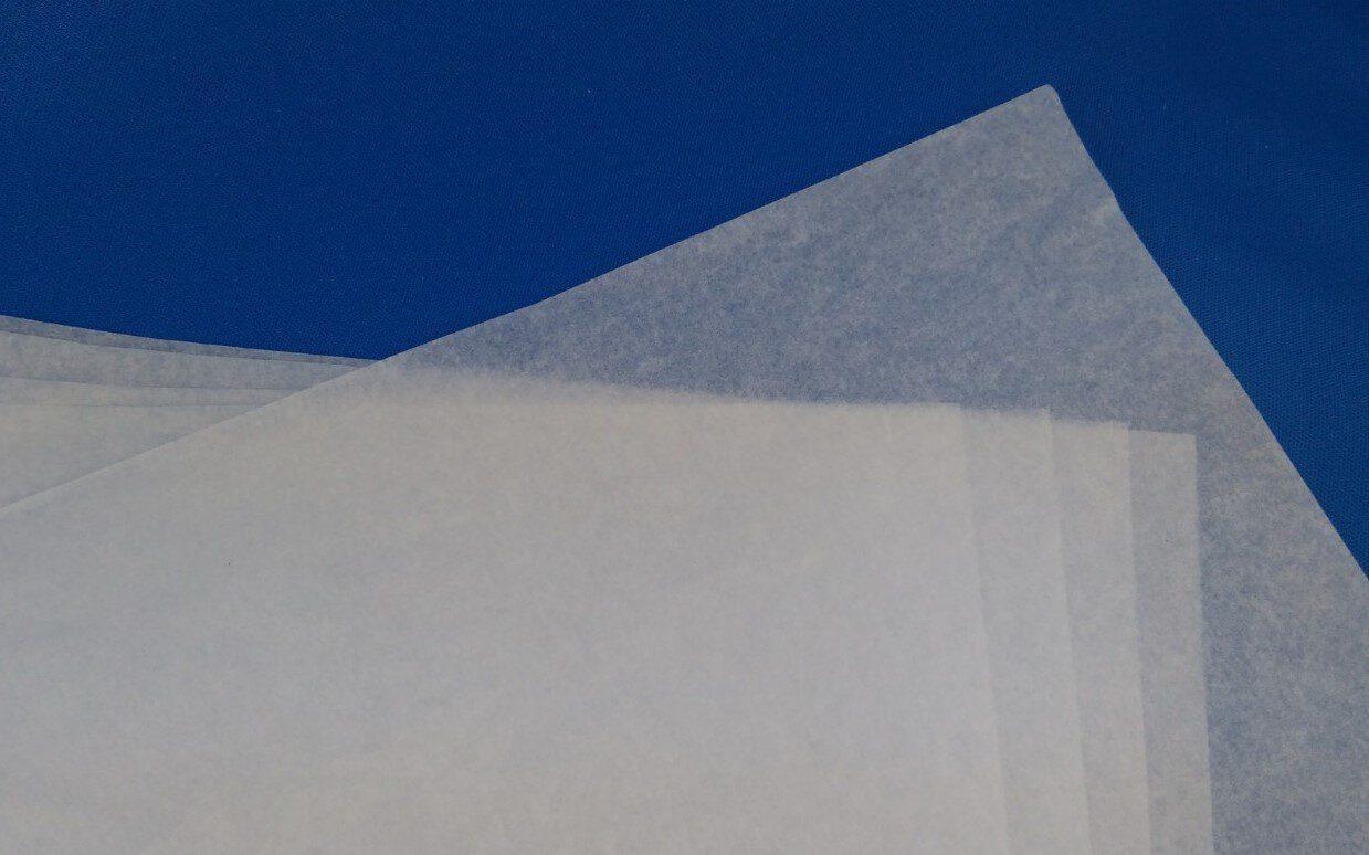 bibuła biała