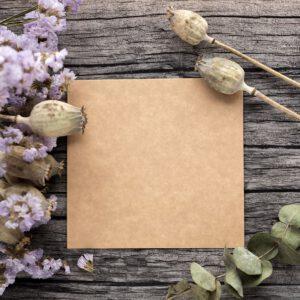 papier kraft brązowy