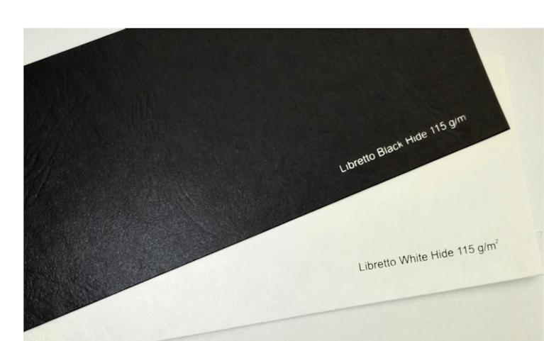 Libretto Black and White